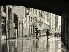 Questa pioggia sottile