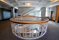 Treppen und Galerie des Esplanade-Baus