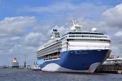 Marella Explorer 2 at Southampton - 21 June 2020
