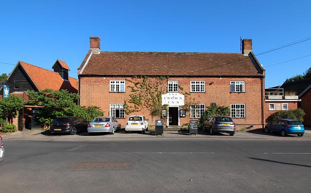 Crown Inn, Westleton, Suffolk