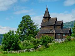 Stabkirche von Urnes