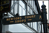 Newtons Court sign