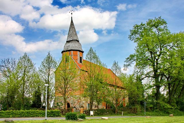 Ankershagen, Dorfkirche