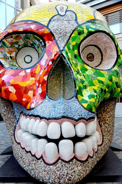 """""""La Cabeza"""" (Niki de Saint Phalle)"""