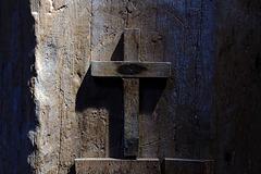 Très éloigné de la richesse du Vatican . Eglise de Dangeau ( 28 )