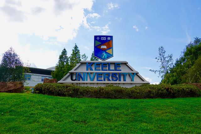 Welcome to Keele University