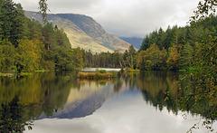 Autumn Lochan