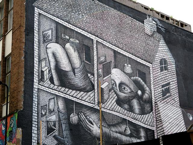 House by Phlegm
