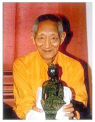 Kalou Rimpoche Montpellier 1987