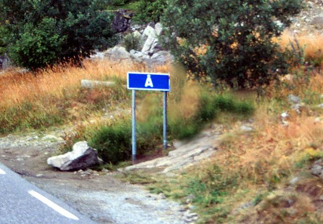 Die Ortschaft Å liegt am südlichen Ende der Lofoten