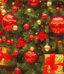 Frohe Weihnachten, Merry Christmas, Joyeux Noël !