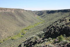 Grand Canyon of the North Fork of the Little Humboldt