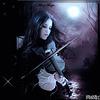 le violon pleure...