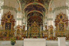 Switzerland - Abbey Cathedral of St. Gallen
