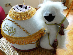 Kasachstan Hochzeit Geschenkbox 1
