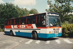 Mil-Ken Travel G454 PGO - 17 Jul 1992