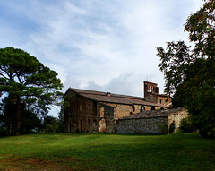 Montalcino - Abbadia Ardenga