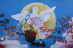 Graffiti Dove