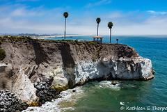 Pismo Beach, California Seascape 004
