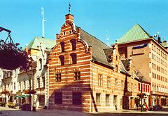 Malmö, Altstadt
