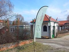 Lakitelek-Népfőiskola bejárata
