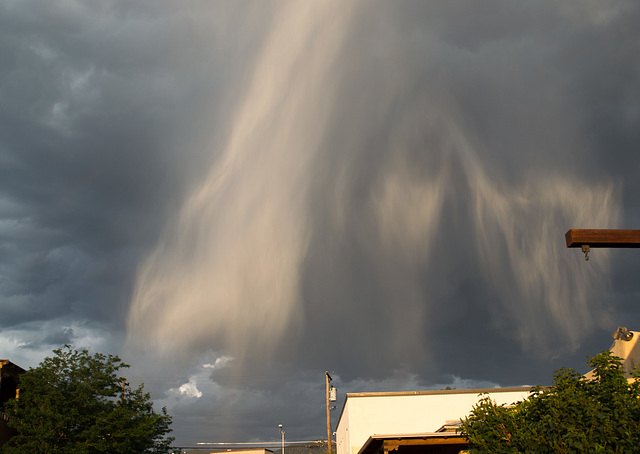Santa Fe, NM rain? (# 0954)
