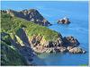 Les plus hautes falaises des côtes bretonnes
