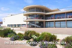 The De La Warr Pavilion - Bexhill - 31.5.2017
