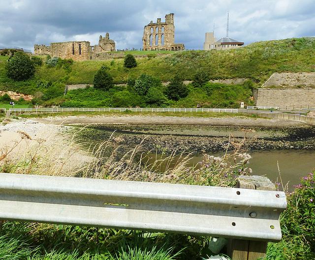 View of Tynemouth Priory