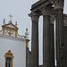 Évora, Templo de Diana, I de S. João E