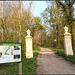 Entrance Frontside (spring)