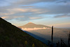 Congo, Mount Karisimbi (4507 m) Viewed from the Ascent to Nyiragongo Volcano