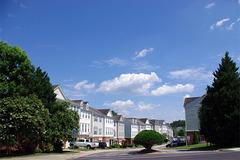 Suburban Street