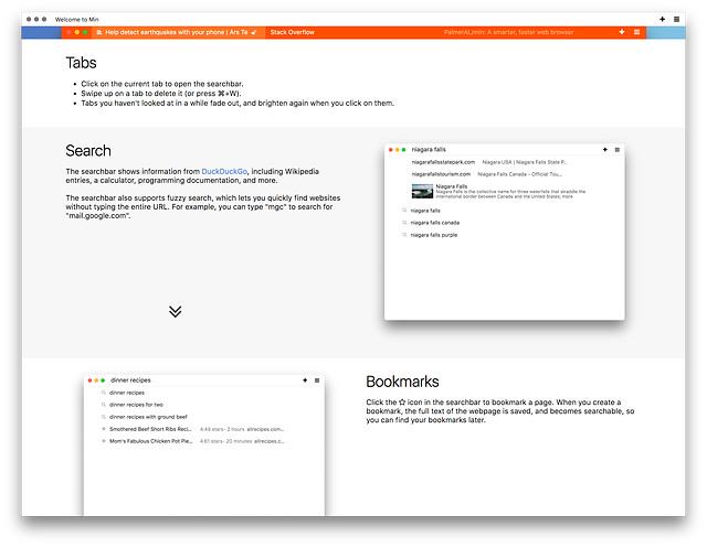 MIN-browser-screenshot