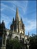University spire