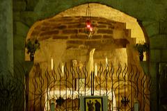 Nazareth. la Grotta dell'Annunciazione (Lc. 1,26-38)