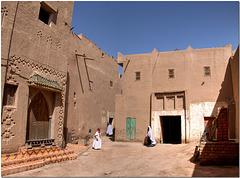Erfoud Kasbah, Morocco