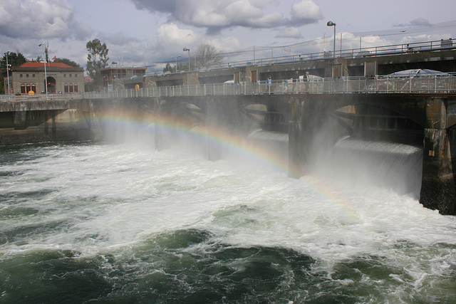 Rainbow at the Ship Canal