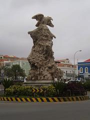 Monument to Gago Coutinho and Sacadura Cabral.