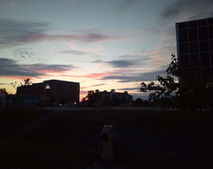 Lever de soleil / Amanecer