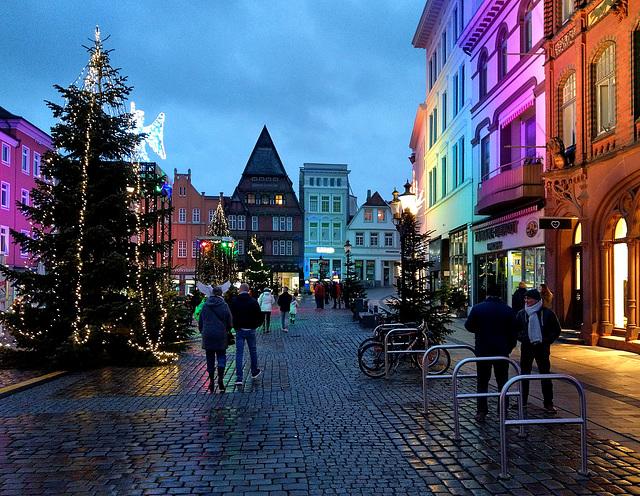 Kein Weihnachtsmarkt