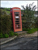 laidback phone box
