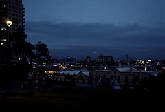 View from the Sydney Observatory