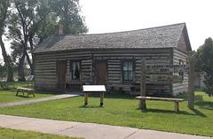 Wilford Woodruff home