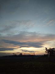 Lever de soleil / Sunrise