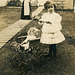 Kathryn Keen, Her Mother, and Her Doll