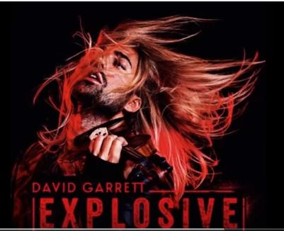 David Garrett interprète : Csárdás de Monti