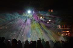 Lichtershow am Römer  (6 x PiP)
