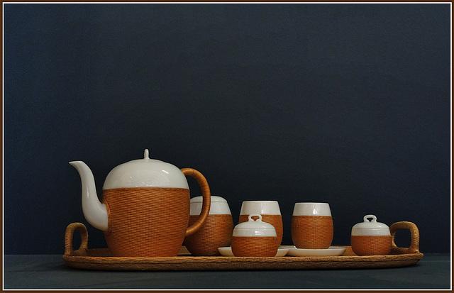 ... a cup of tea ..?