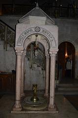 Jerusalem, Church of the Holy Sepulchre, Armenian Chapel